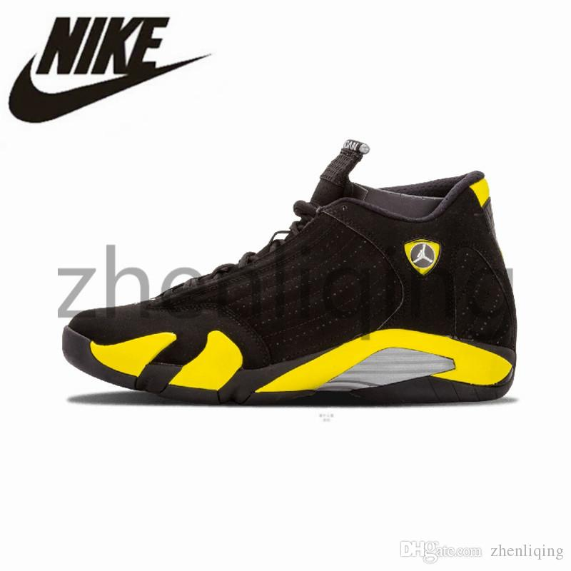 e56ebce93d6b84 2019 Original Air Jordan 14 Retro Porsche Men Women Basketball Shoes ...