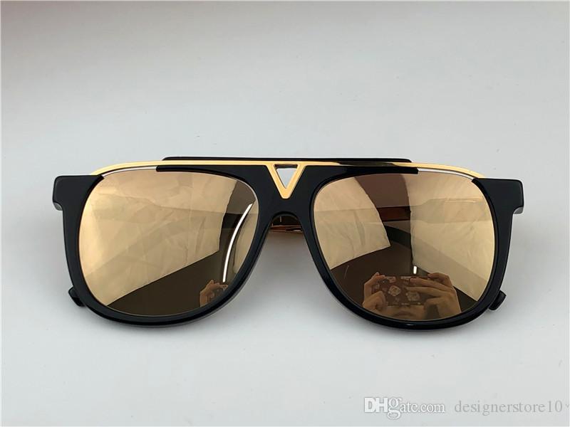 ab42e053f Compre Louis Vuitton LV0937 Óculos De Sol De Luxo Para Os Homens De ...