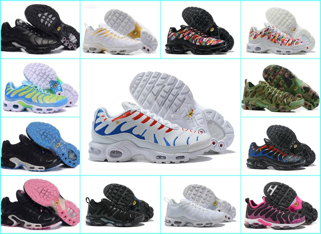 c55e52860 New Design 2018 Chaussures Tn Women RunninG Shoes Tn Plus UlTRA ...