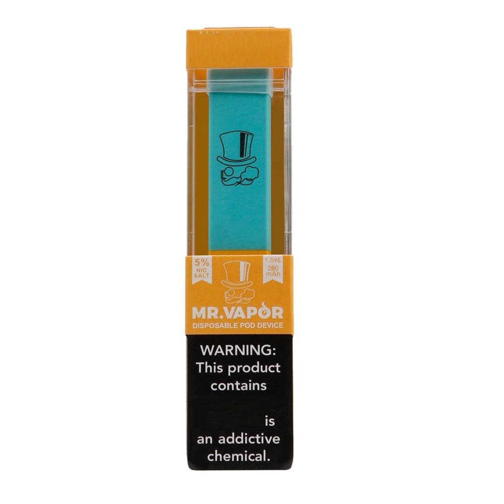 Cartucho de vainas Vape pluma VS soplo bar elegante Plus En MR VAPOR dispositivo desechable de la vaina Starter Kit 280mAh batería de 1,3 ml
