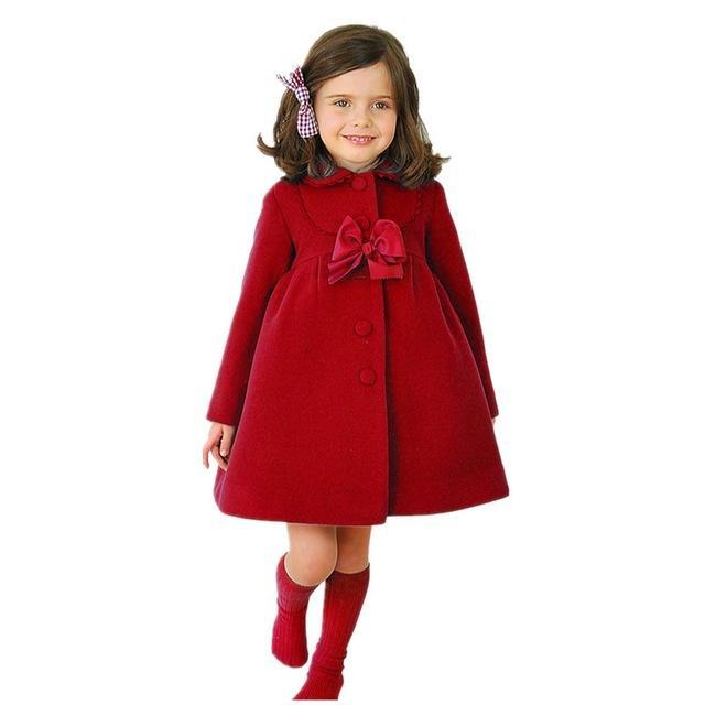5853e1ca7 Compre Chaqueta De Las Muchachas Del Bebé 2018 Otoño Invierno Chaqueta Para  Las Niñas Abrigo Niños Abrigos Abrigos Para Las Niñas Chaqueta Infantil  Ropa De ...