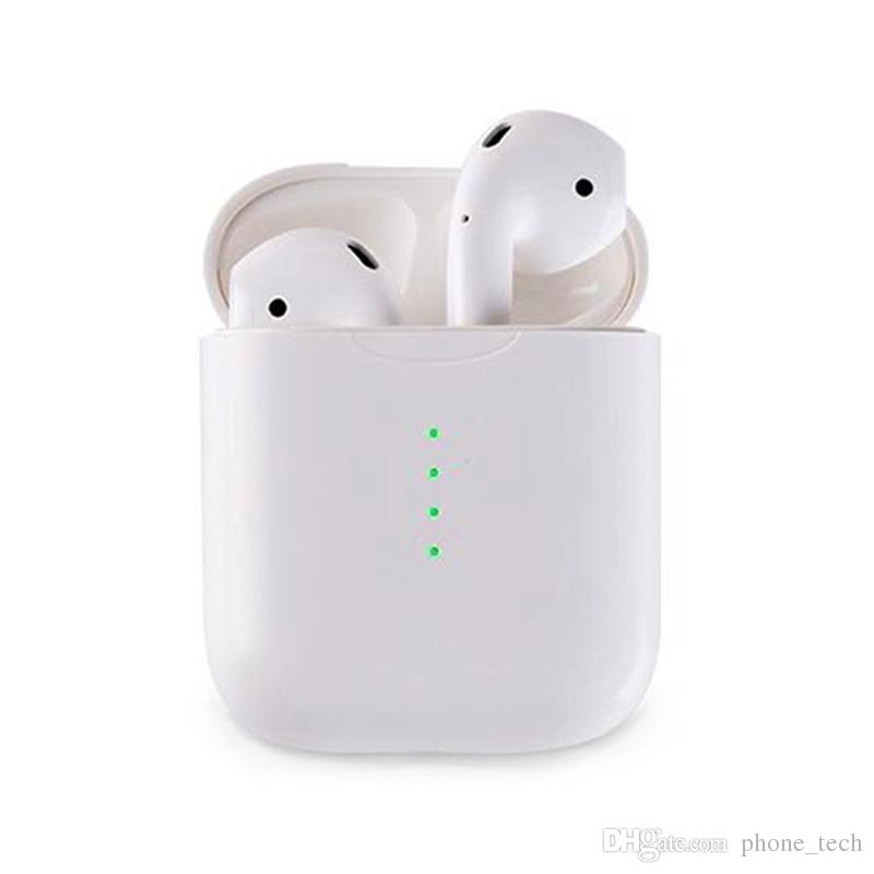 Imported From Abroad Air Lk Te9 Lk-te9 Pods Wireless Earphones 5.0 Bluetooth Wireless Headset Auto-bluetooth Support Pop-ups Function Pk W1 Chip Bluetooth Earphones & Headphones