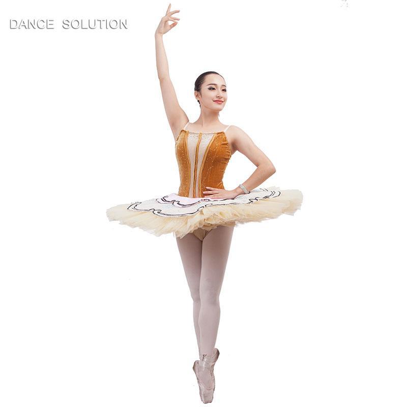 04122b74c B17013 top de terciopelo con falda de tul para niña mujer ballet  profesional tutu clásico vestido de ballet bailarina de disfraces ropa de  baile