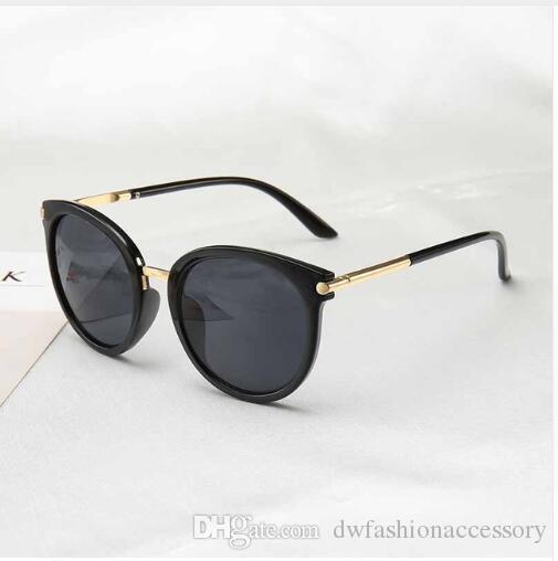 e4ca311d41a7 2019 New Sunglasses Women Driving Mirrors Vintage For Women Reflective Flat  Lens Sun Glasses Female Oculos UV400 Designer Glasses Sunglasses Uk From ...