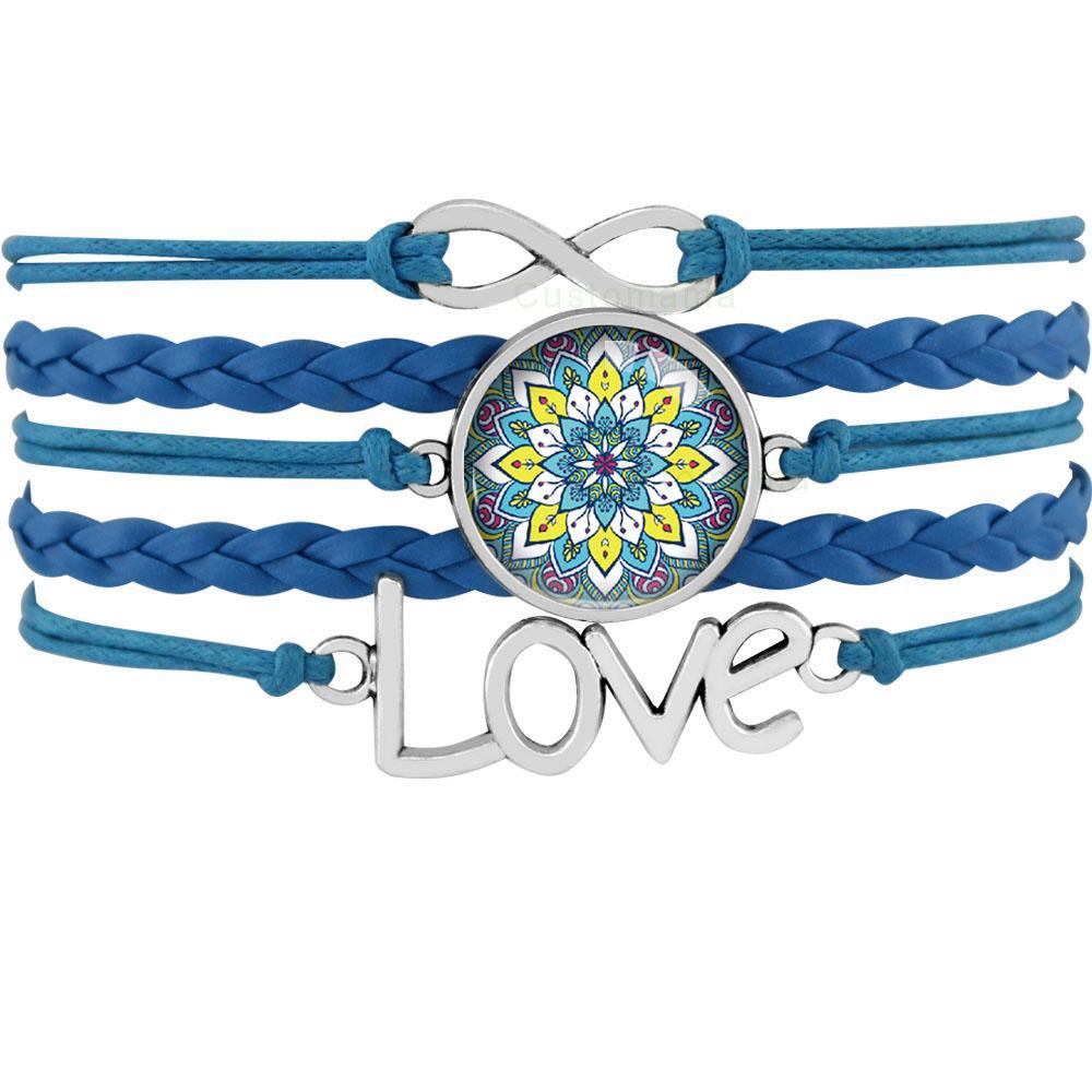 Thin Blue Line My Hero Deputy Lives Matter Mom Sister Wife Aunt Grandma Survival Paracord Keychain Key Chains Women Men Jewelry