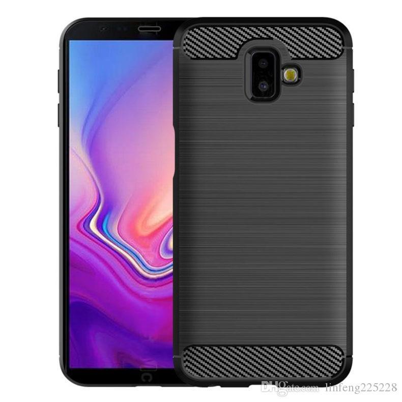 b6e376b3273 Forros Para Telefonos Nueva Venta Caliente PARA: Samsung Galaxy J4 J5 J6  Prime Plus Core Pro Caja Del Teléfono Del Regalo Caja Del Teléfono Móvil  Anti Shock ...