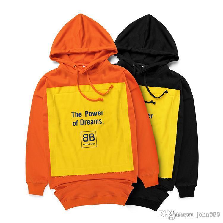 9016 European Luxury Official Website Hot Embroidery Designer Hoodie Loose  Sweatshirt Men And Women Couple Sweater Designer Hoodie Sweatshirt Sweater  Online ... bd62968ddd
