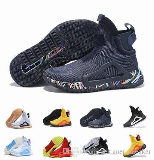 En Designer Zach Noir 12 Tricot Lavine Blanc 7 De Taille Basket Ball N3xt 2019 Chaussures L3v3l Donovan Premier Nuage Mitchell FJ1TlKc