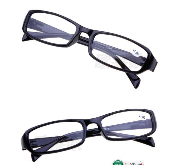 7e26a114b3c1 New Ultra Clear Ultralight Reading Glasses Black Brown Readers For ...