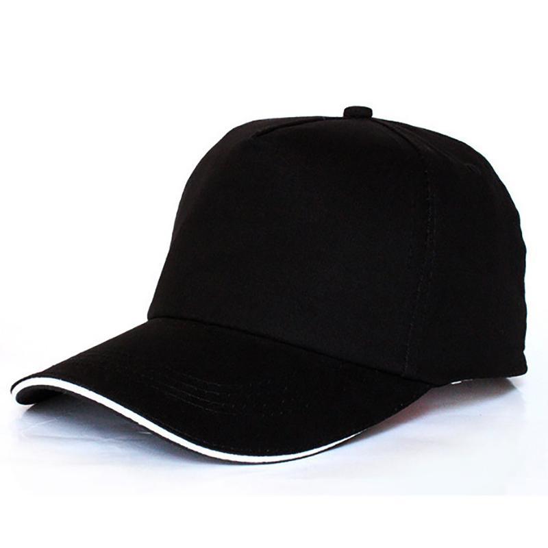 b6fefbe6e 2019 Men Women Baseball Caps Sport Adjustable Snapback Hat Hip Hop Bboy  Unisex Cap Solid Casual Ladies Hats Fashion New Hot Sale Custom Trucker Hats  Compton ...