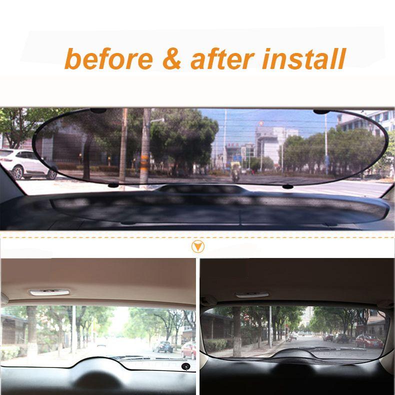Superb Quality 1pc Car Rear Window Sun Shades Sunshade Front Back Window Cover Mesh Visor Shield Screen UV protection baby child