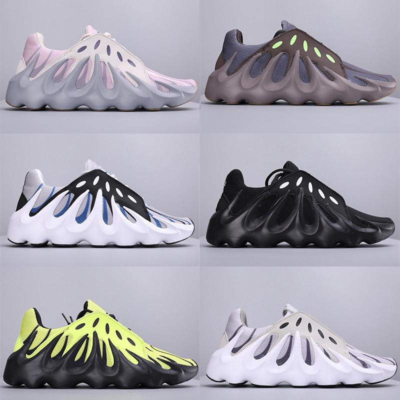 Send With Box Kanye 451 Wave Runner 3M Volca Men Designer Shoes 700s mens trainers Sports Sneakers Fashion Dad Shoes Size 7-11
