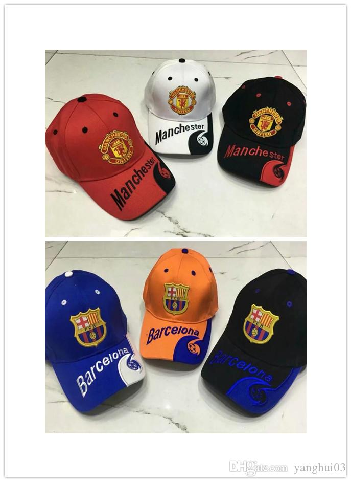 60cfd14f545 Top Caps Club Tram Designer Men Hats Go with Messi United Pogba ...
