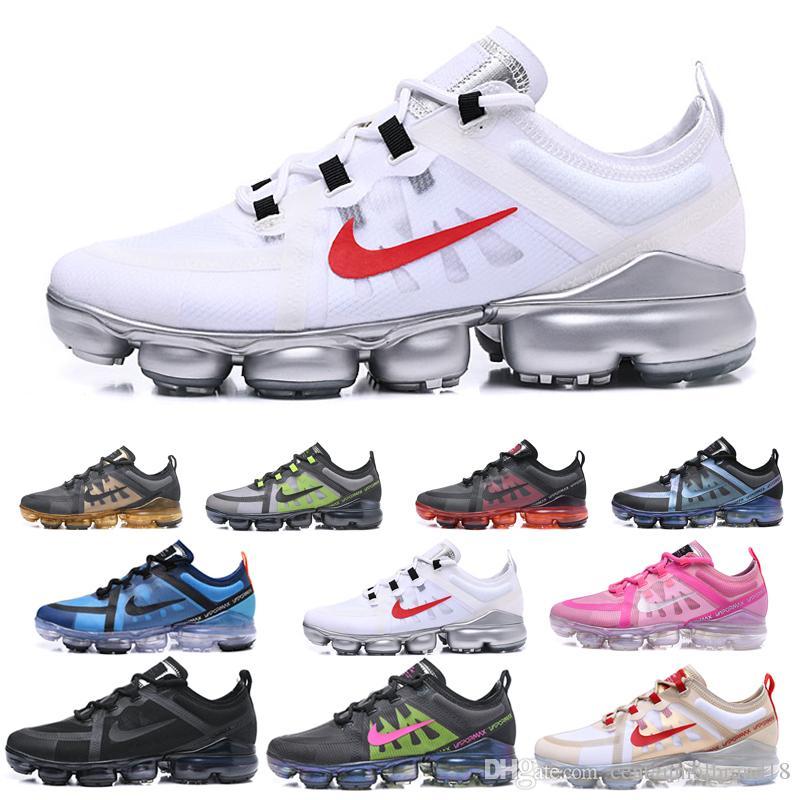 nike Vapormax air max airmax 2019 Run Utility Men Designer Sneakers Chaussures Homme Utility Tn Zapatillas de deporte presto Hombre Zapatillas de
