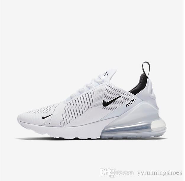 Compre Nike Air Max 270 Recién Llegados Zapatos Para Hombre
