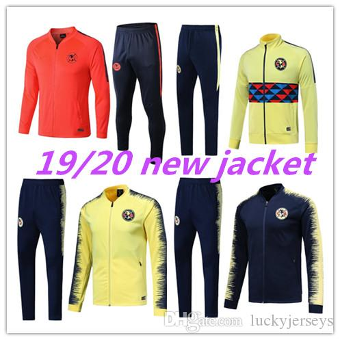 fdfd5757a 2019 2019 2020 Mexico Club America Jacket Training Suit 19 20 ...