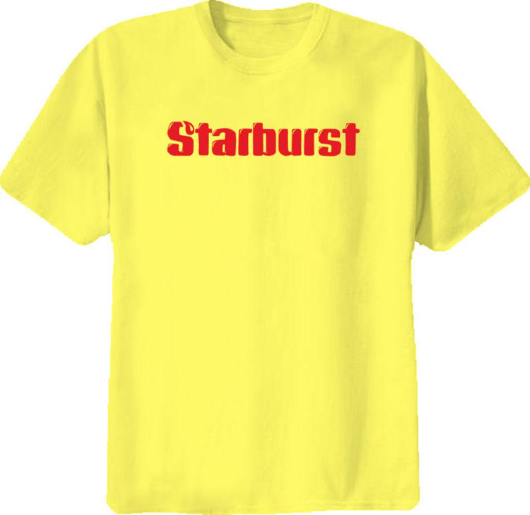 Starburst Candy T ShirtFunny free shipping Unisex Casual Tshirt top