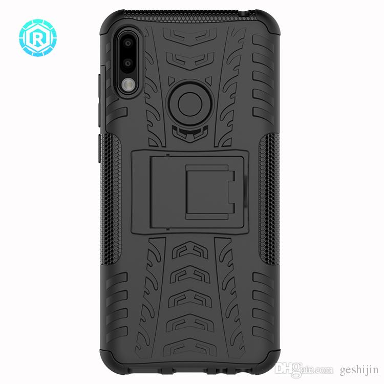 quality design 16d35 2c7ff Roiskin Dazzle Case Armour Cool cell Phone Case Shockproof Kickstand TPU PC  BACK COVER for Asus ZenFone Max pro M2 mobile case
