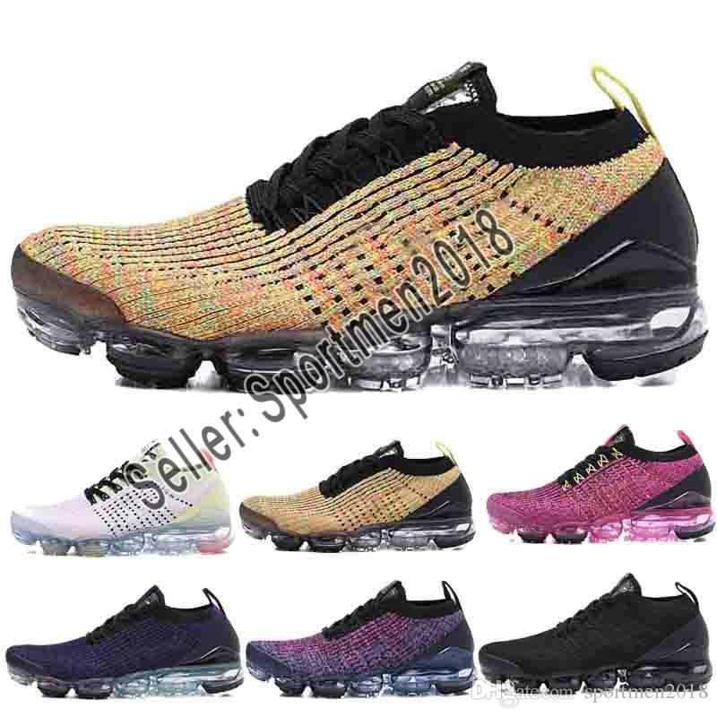 the best attitude 502c7 8fec1 Acquista Nike Air Max Airmax 2019 TN FLY 2.0 Uomo Scarpe Da Corsa Donna Scarpe  Da Ginnastica Uomo Bianco Nero Scarpe Da Ginnastica Sport Running 2  Designer ...