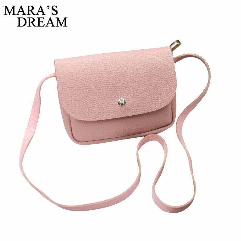 2b0da690417a Cheap Mara S Dream 2018 New Women Messenger Bags Fashion Small Women Bag  Girls Flap Shoulder Crossbody Bags Female Drop Shipping Rosetti Handbags  Name Brand ...