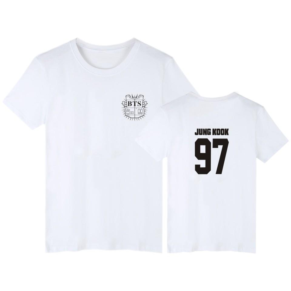 79691627a65a BTS Summer Shirts Letter Print Short Sleeve T Shirt Women Young Forever Top  And Tee Plus Size Hip Hop Clothes Crazy T Shirts T Shirt Prints From  Beatricl
