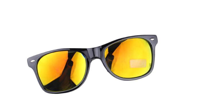 06da99ab018e Best Price Fashion Designer Multi Colors Mirror Lens Girl Sunglasses Women  Popular Rivets Eyewear Reflective Glasses Serengeti Sunglasses Sun Glasses  From ...