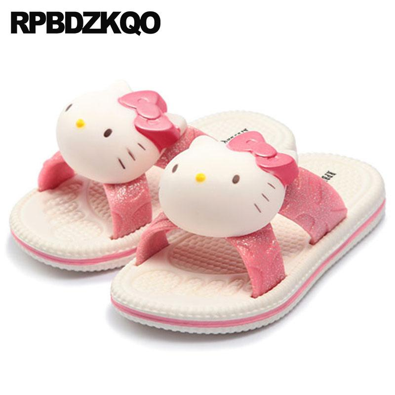 Cartoon Embellished Hello Kitty Most Popular Products Animal Bathroom Slip  On Women Pink Indoor House Shoes Slippers Home Slides Winter Boots Cowgirl  Boots ... 5d01ffd43d6f