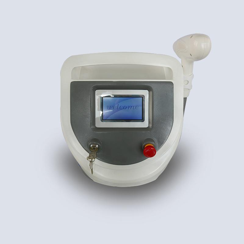 real effective all colors all skin type tattoo removal and carbon peel skin brightness ndyag laser machine for sale