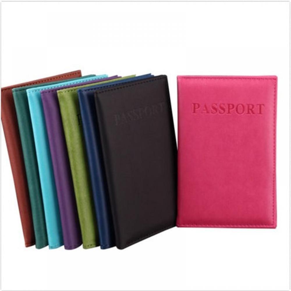 6030d629bd152 Satın Al Marka Sevimli Pasaport Kapağı Kadınlar Rusya Pembe Pasaport Tutucu  Seyahat Pasaportlar Kızlar Için PU Deri Için Kılıf Kapakları, $33.97    DHgate.