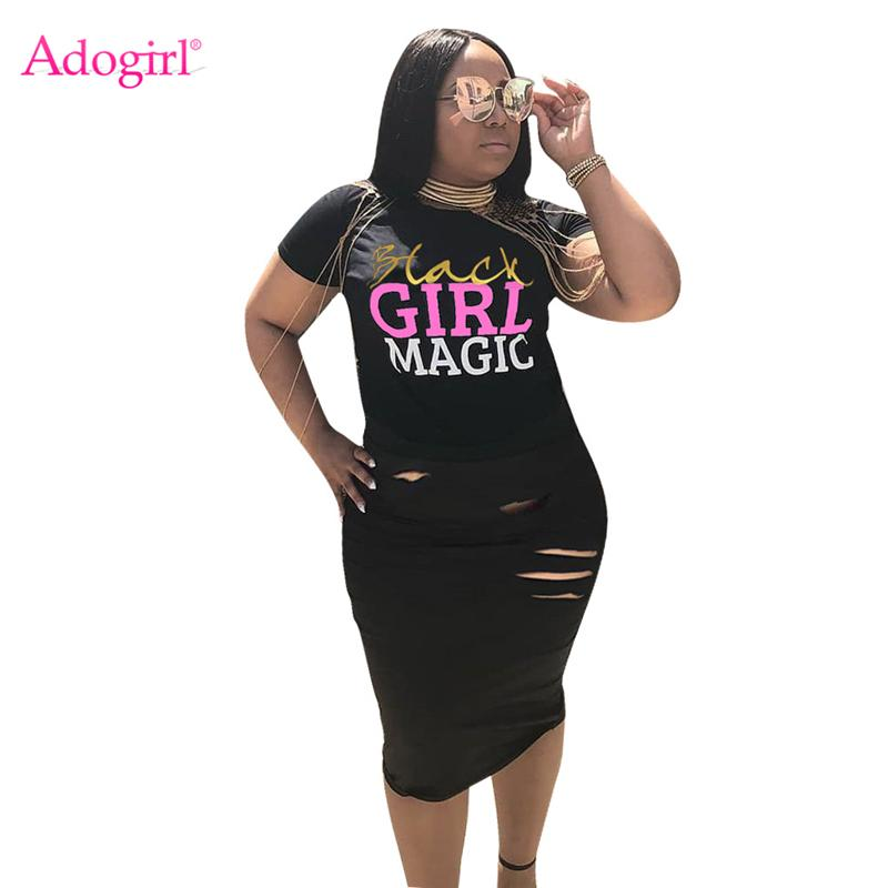 ea7588327 Adogirl Letters Print Women Dress O Neck Short Sleeve Hole Bodycon Midi  Casual Summer Dresses Fashion Street Club Wear Q190507 Online with  $23.73/Piece on ...