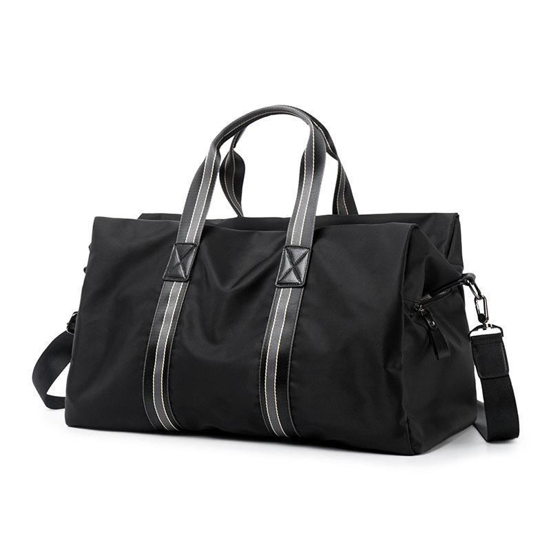 Nylon Large Size Waterproof Travel Handbags Multifunctional Men Weekend  Shoulder Bags Fashion Duffle Bag Packing Cubes UK 2019 From Jumpmen03 b23dfc037dda9