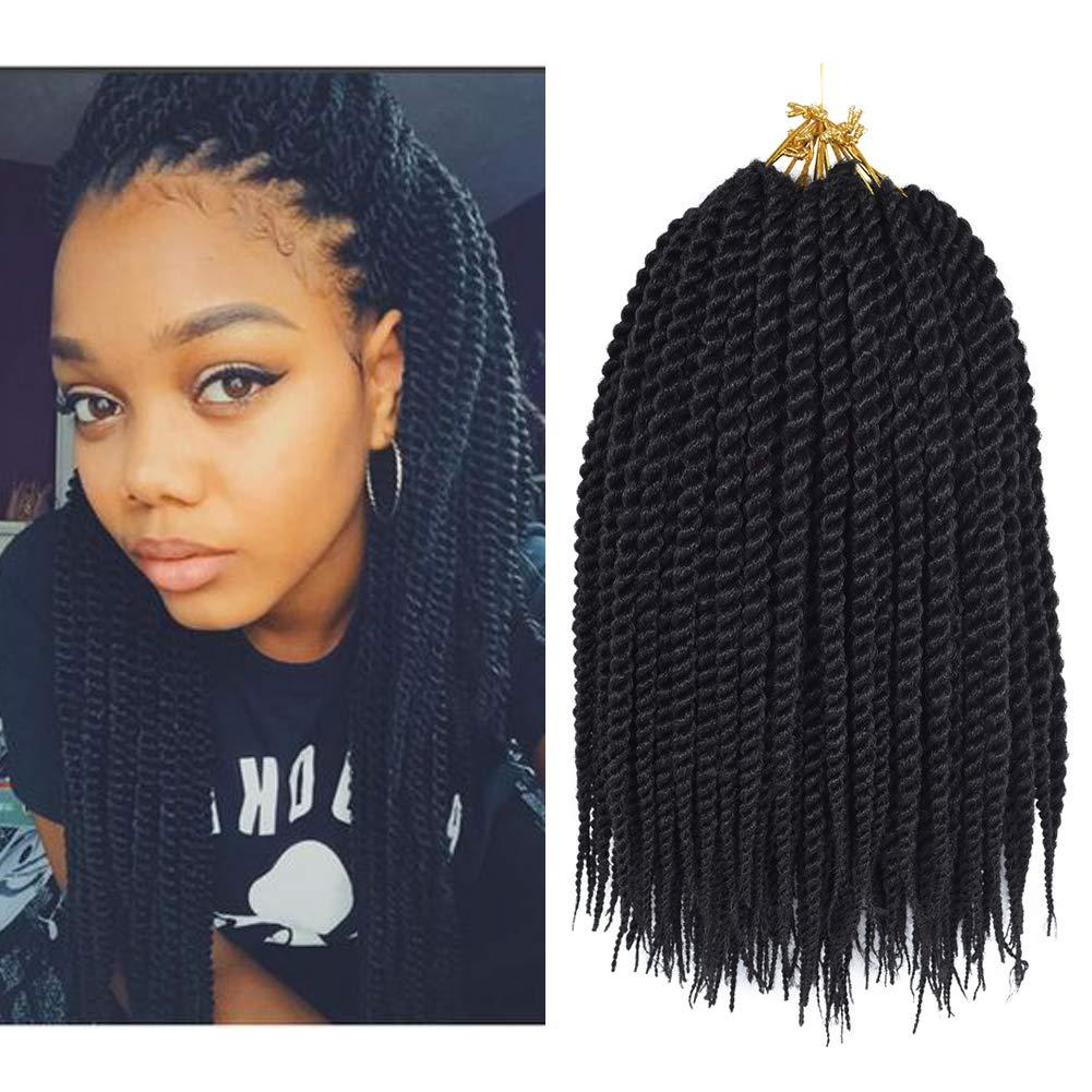 2019 Hot 12inch 22roots Senegalese Twist Hair Crochet Braids Ombre
