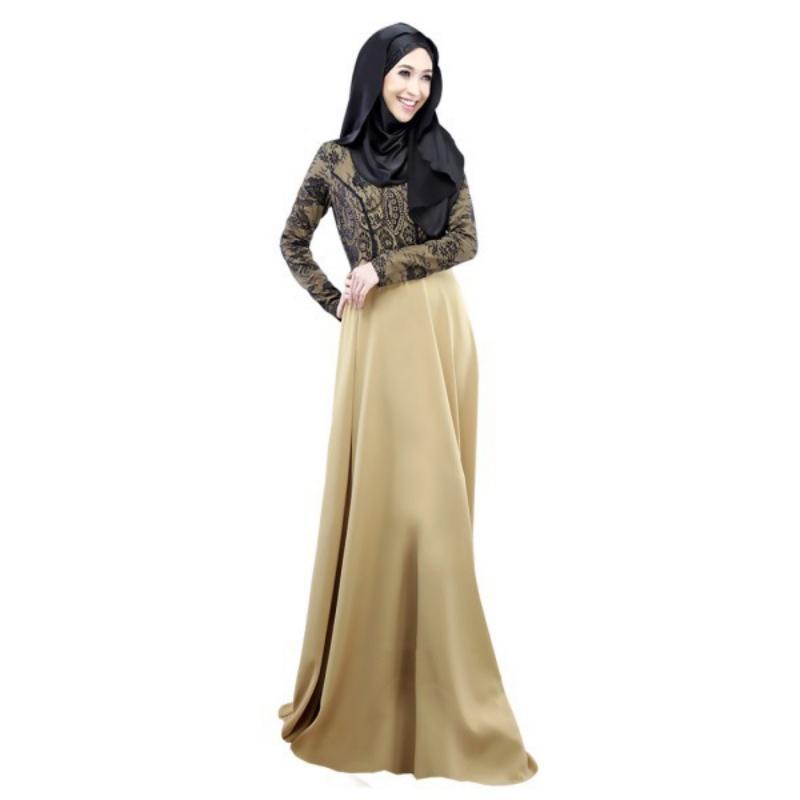 3f1630272c Large Size Solid Sexy Party Dresses Vestidos Kaftan Abaya Women ...