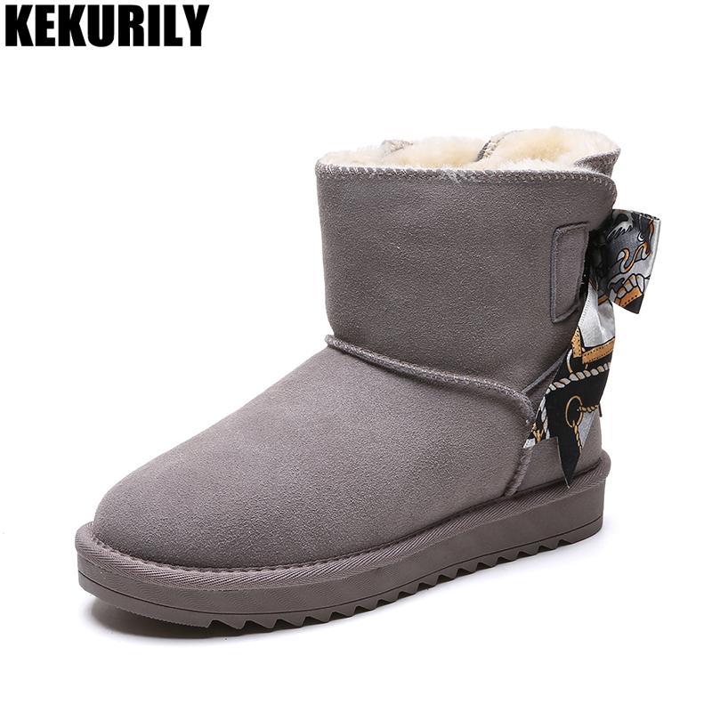 De Botas Mujer Gamuza Compre Para Nieve Zapatos Invierno fqvpxFg
