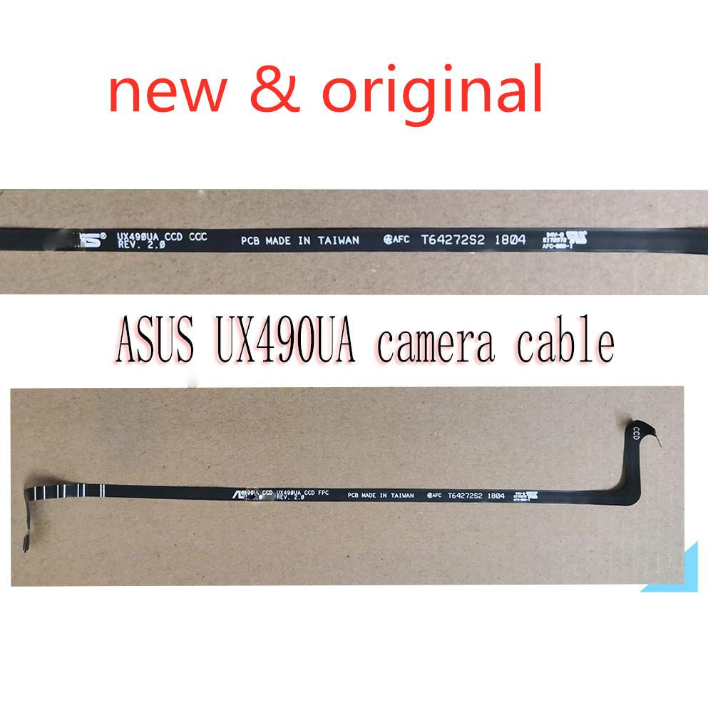 Original new Camera cable For ASUS 3 Deluxe UX490UA UX490U UX490UAR laptop replacement