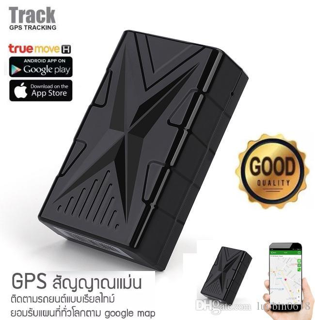 Guaranteed 100% 4 band car GPS tracker GT02A Google link real time tracking