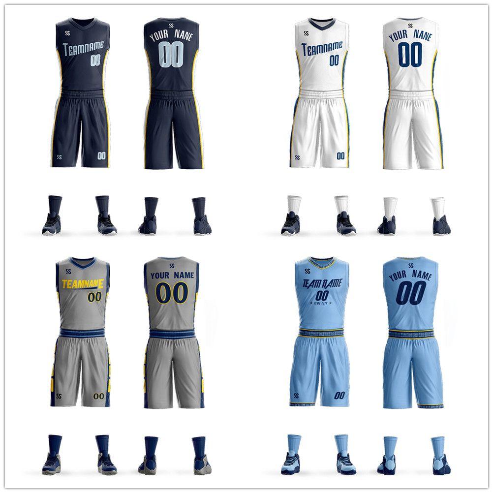 eca88c5c030 2019 Cheap Mens Cusatomized Blank Basketball Shorts Custom Logo Delivery  Man Uniforms Design On Line From Hanmeinen, $23.12 | DHgate.Com