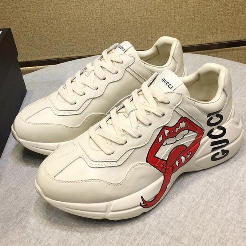 7fd2de0d442 Fashion Men Casual Shoes Sneakers Chaussures De Sport Pour Hommes ...