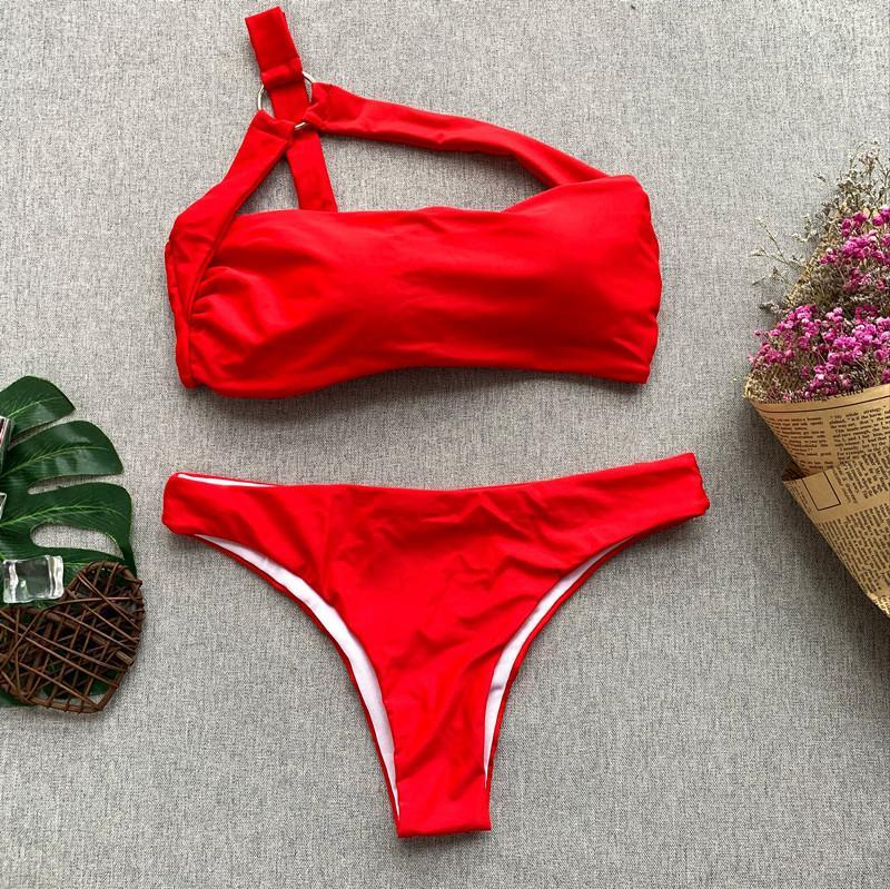 83804d0ded9 brazilian thong bikini set push up women 2 piece swimsuit high waisted  bathing suits bikinis 2018 mujer swimwear women monokini