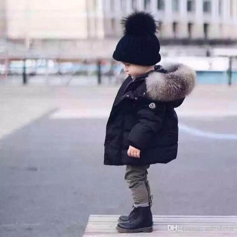 659effa42 Baby Boys Jacket 2019 Autumn Winter Jacket Coat Kids Warm Thick ...