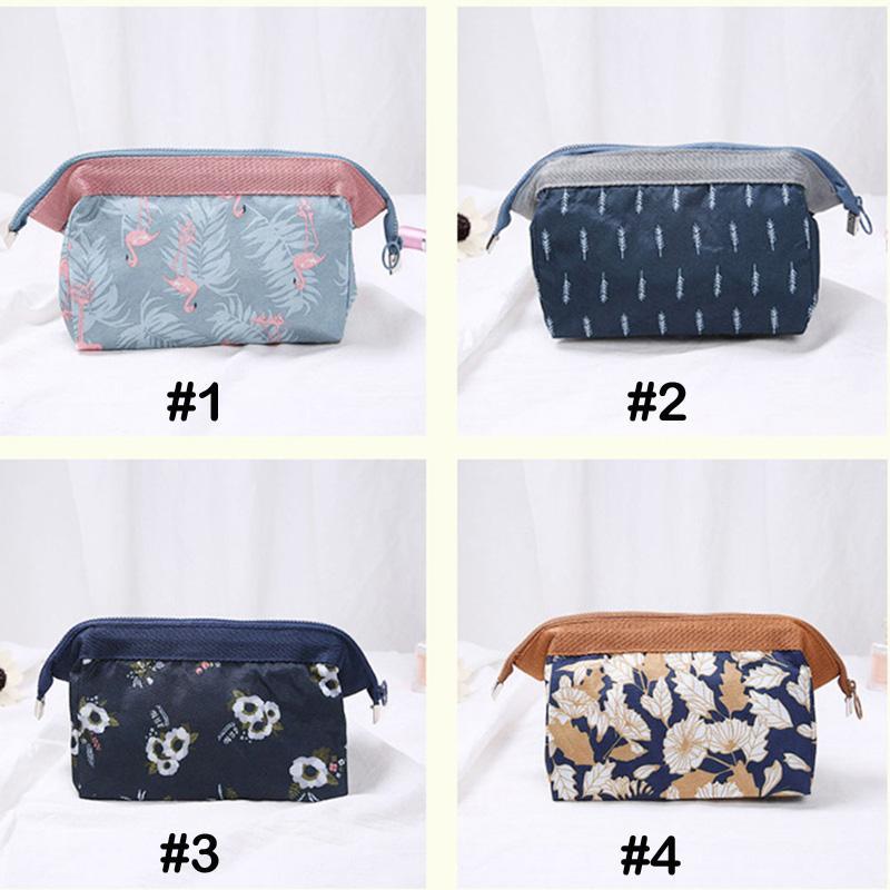 d0f7246b85f8 New Arrive Flamingo Cosmetic Bag Women Make Up Bag Travel Waterproof  Portable Makeup Bag Toiletry Bags 4605008