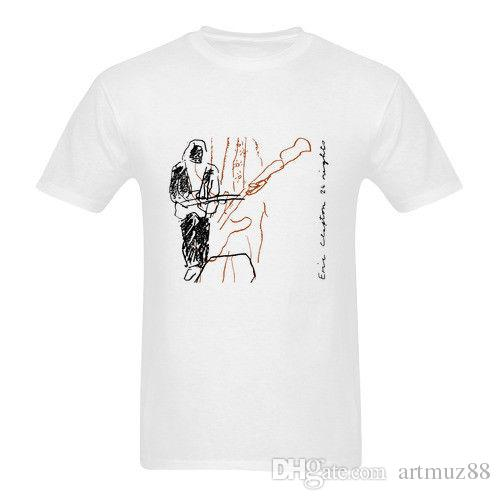 New eric-clapton-slowhand MEN'S T-SHIRT S-5XL