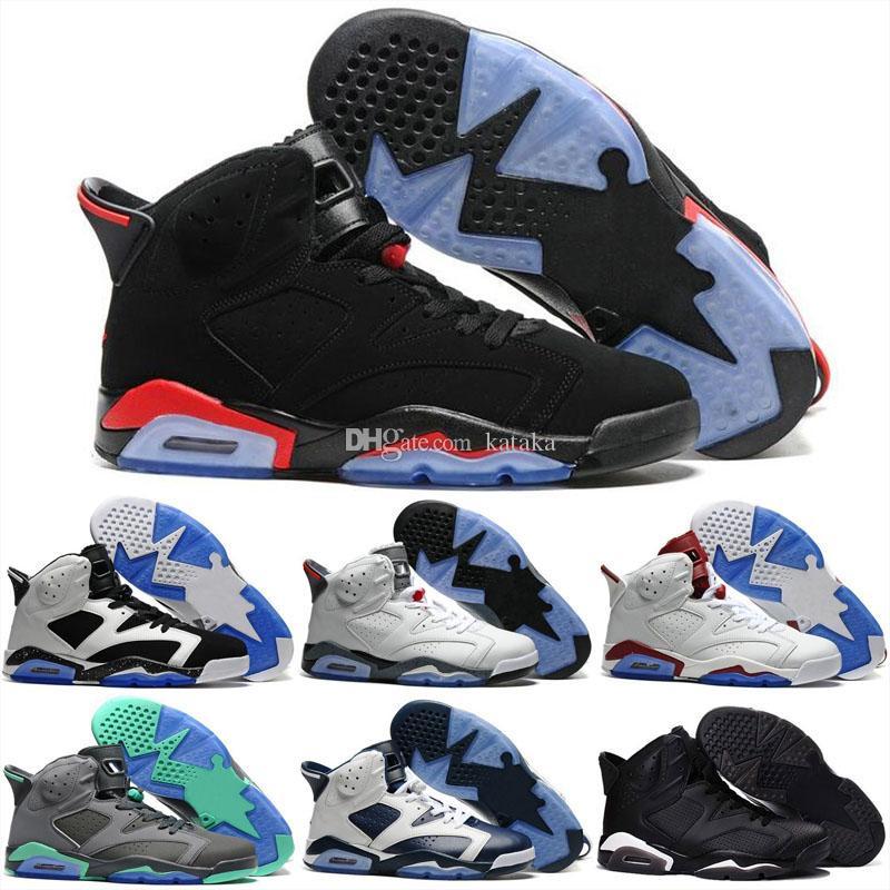 814618ddb3c5 Jumpman 6 6s CNY China Year Women Men Basketball Shoes Slam Dunk Pantone GS  Pinnacle Green Bugs Bunny Mens Retro Sports Size 5.5 13 Athletic Shoes Shoes  ...