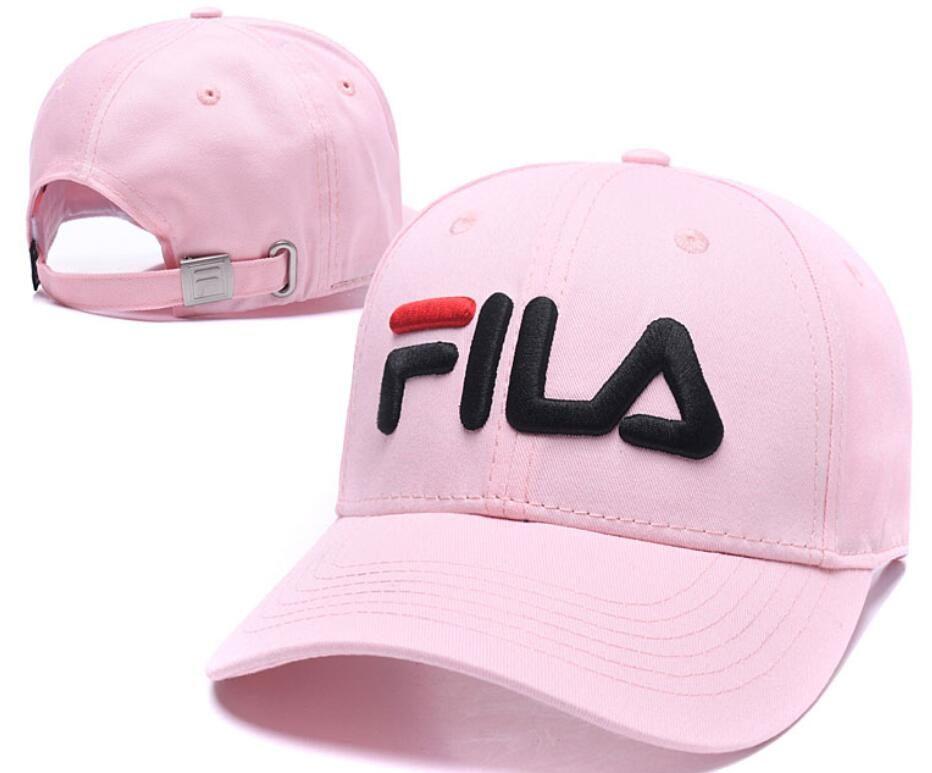 26df27400b9 2019 Newest Baseball Caps Luxury Brand FILAS Cap Embroidery Hat For Men  Snapback Hat Mens Hats Casquette Visor Gorras Bone Adjustable Cap 02 Purple  Tie Bow ...