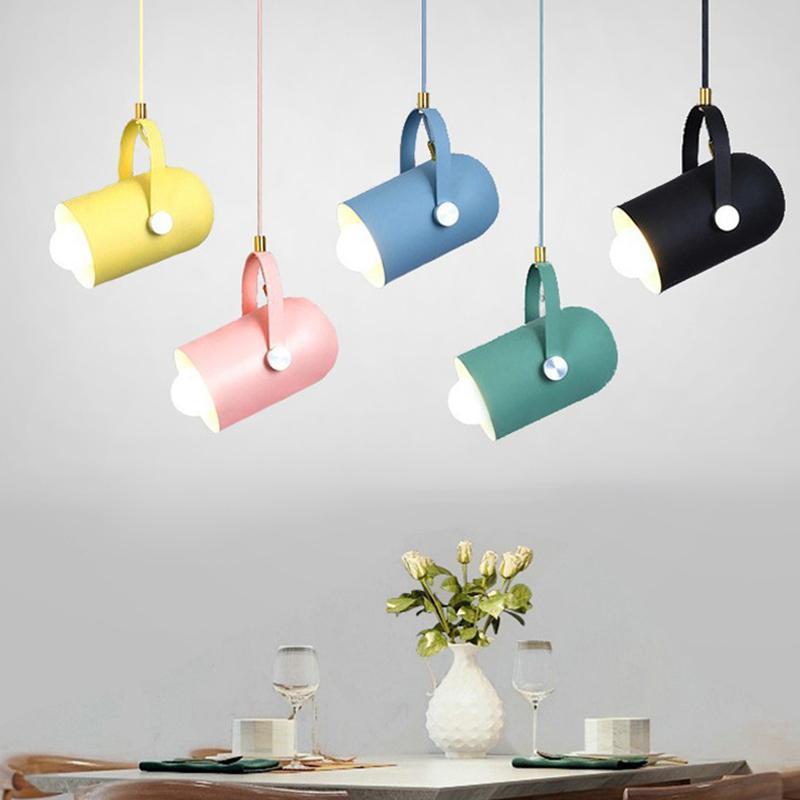 Acheter Lampe De Plafond Led Eclairage Droplight Angle Reglable E27