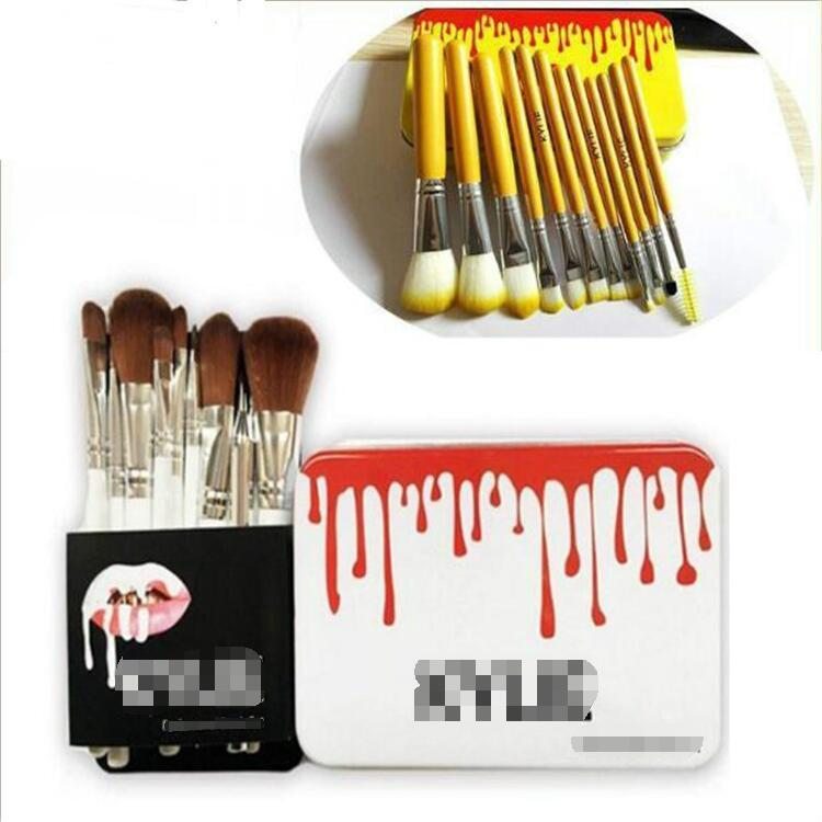 bede9e14 Brand Beauty Makeup Brushes Face And Eyes Of Wet Mac Powder Brush Set And  Kylie Brush Foundation Powder Blush Makeup Brushes Professional Makeup  Brushes ...