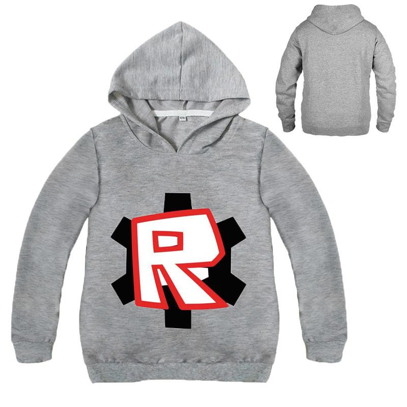 2019 Roblox Shirt For Boys Sweater Red Noze Day Costume Children