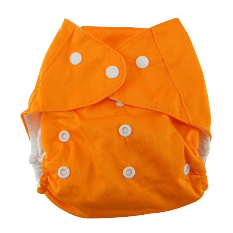 Baby Washable Reusable Real Cloth Pocket Nappy Diaper Permeability Adjusted Prevent Side Leakage Diapers Pants OR F420