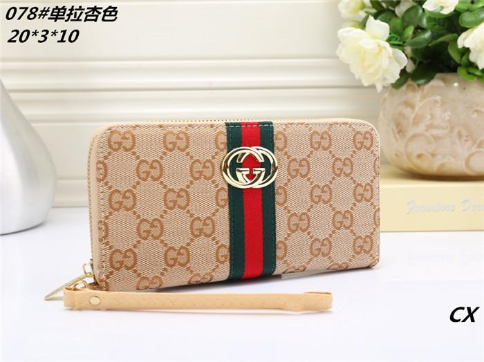 08be5ff89f New 2019 Women'S Designer Pu Leather Wallet Brand Wallet Ladies Long Cotton  Wallet AAA+ Luxury Fashion Bag Shipping