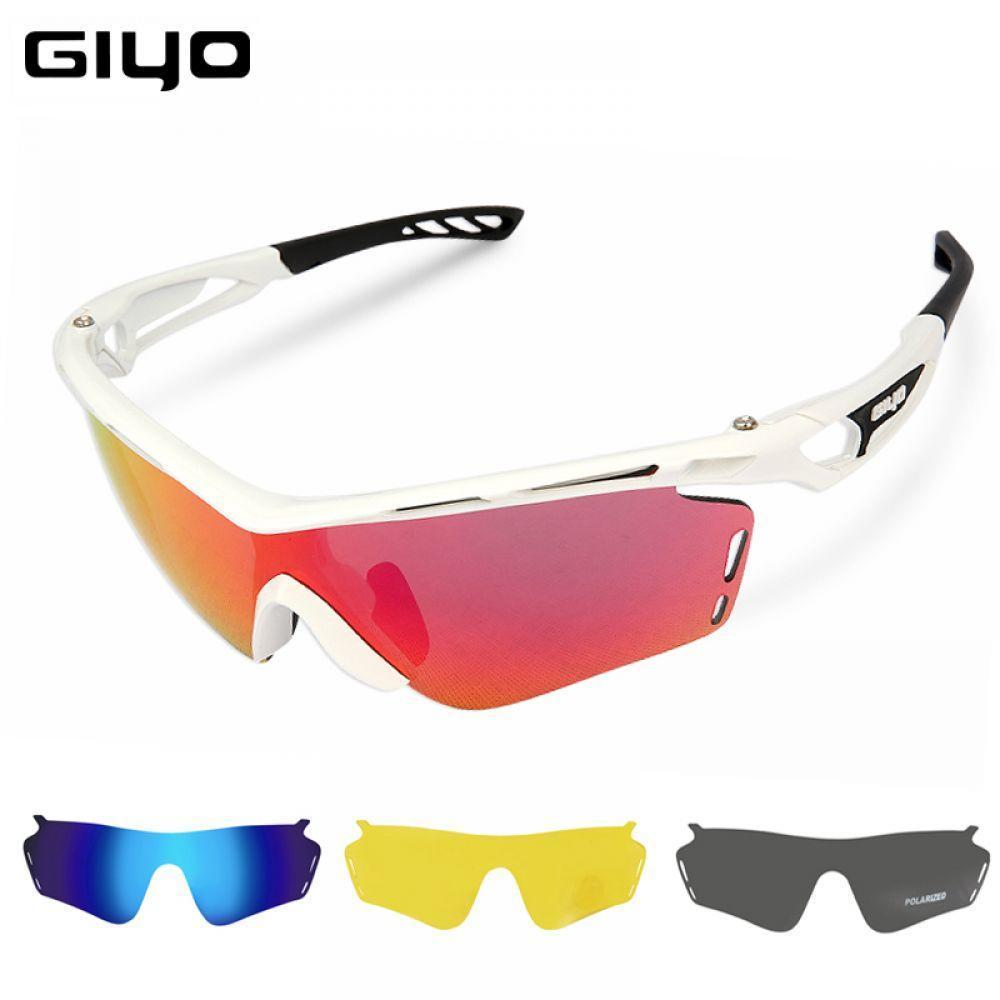 6097092819021 2019 GIYO G Series Cycling Glasses Bike Bicycle Polarized Eyeglasses Outdoor  Sports Photochromic Sunglasses For Men Or Women From Yarqi